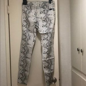 7 For All Mankind Jeans - 7 jeans print size 30